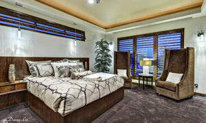 Unbelievable Master Suites
